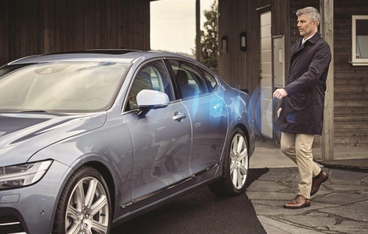 Έτοιμο το ψηφιακό κλειδί της Volvo