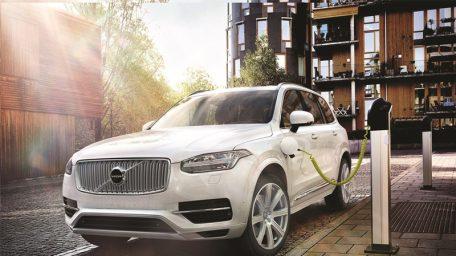Ένα εκατομμύριο ηλεκτρικά αυτοκίνητα από τη Volvo έως το 2025
