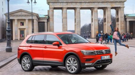 VW Tiguan-Μέσα σε όλα!