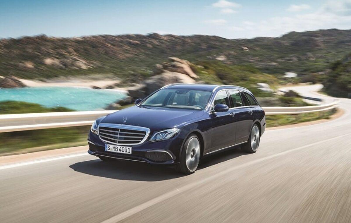 Mercedes-Benz E Class Estate – Ο ευφυής οικογενειάρχης