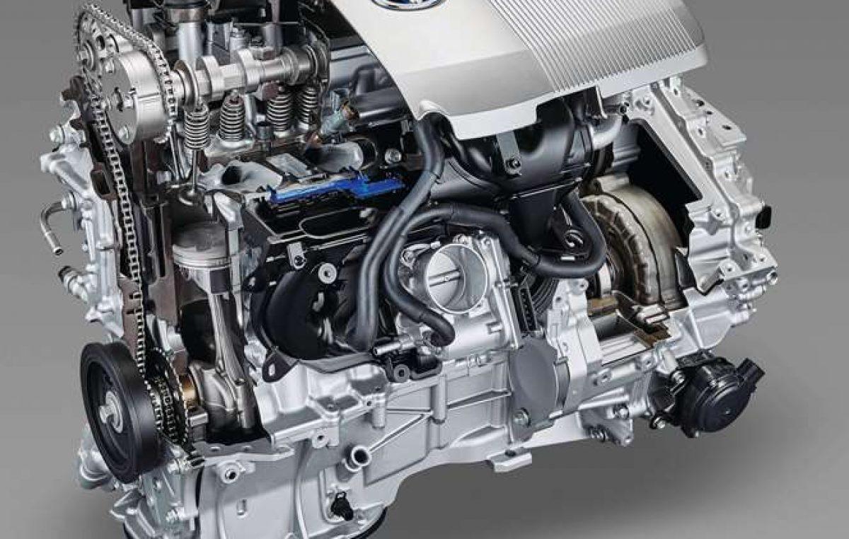 Toyota CHR Hybrid System