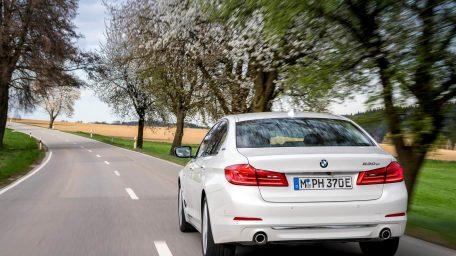 BMW530eiPerformance : Οικολόγος οικογενειάρχης