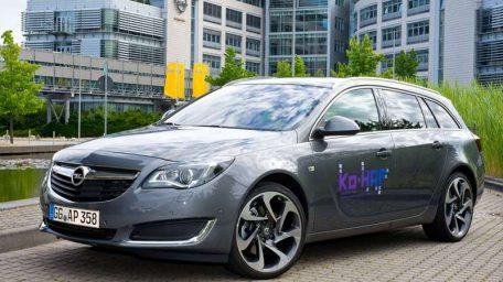 Αυτοματοποιημένη οδήγηση Opel: Έτοιμη έως το 2018