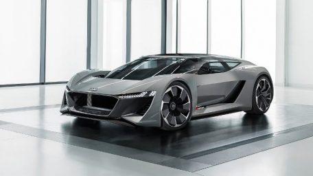 Audi PB18 e-tron: Παγκόσμια πρεμιέρα για το σπορ πρωτότυπο
