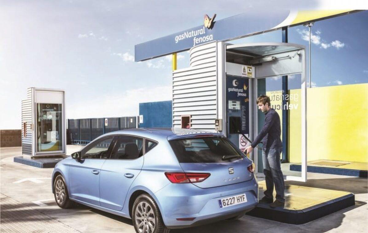 Η τεχνολογία ενός αυτοκινήτου φυσικού αερίου CNG.