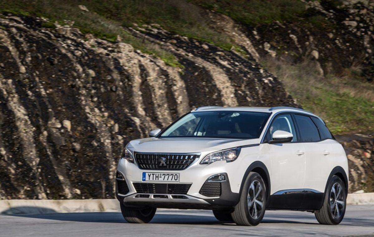 Τα συστήματα υποβοήθησης του Peugeot 3008 που καινοτομούν