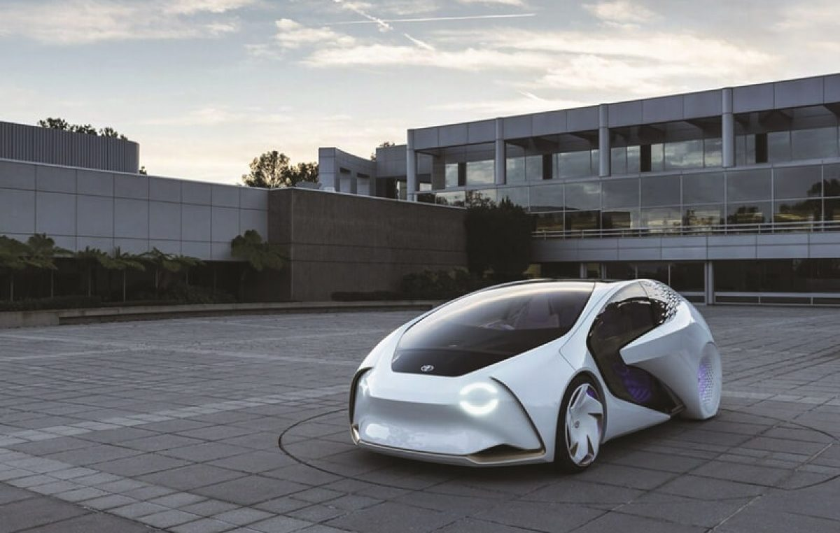 Toyota Concept-i: Ο Κιτ του μέλλοντος!