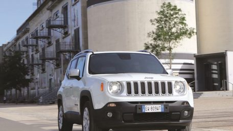 Jeep Renegade 1.4L 170HP 4Χ4