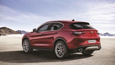 Alfa Romeo Stelvio: Δύσκολοι καιροί για πρίγκιπες