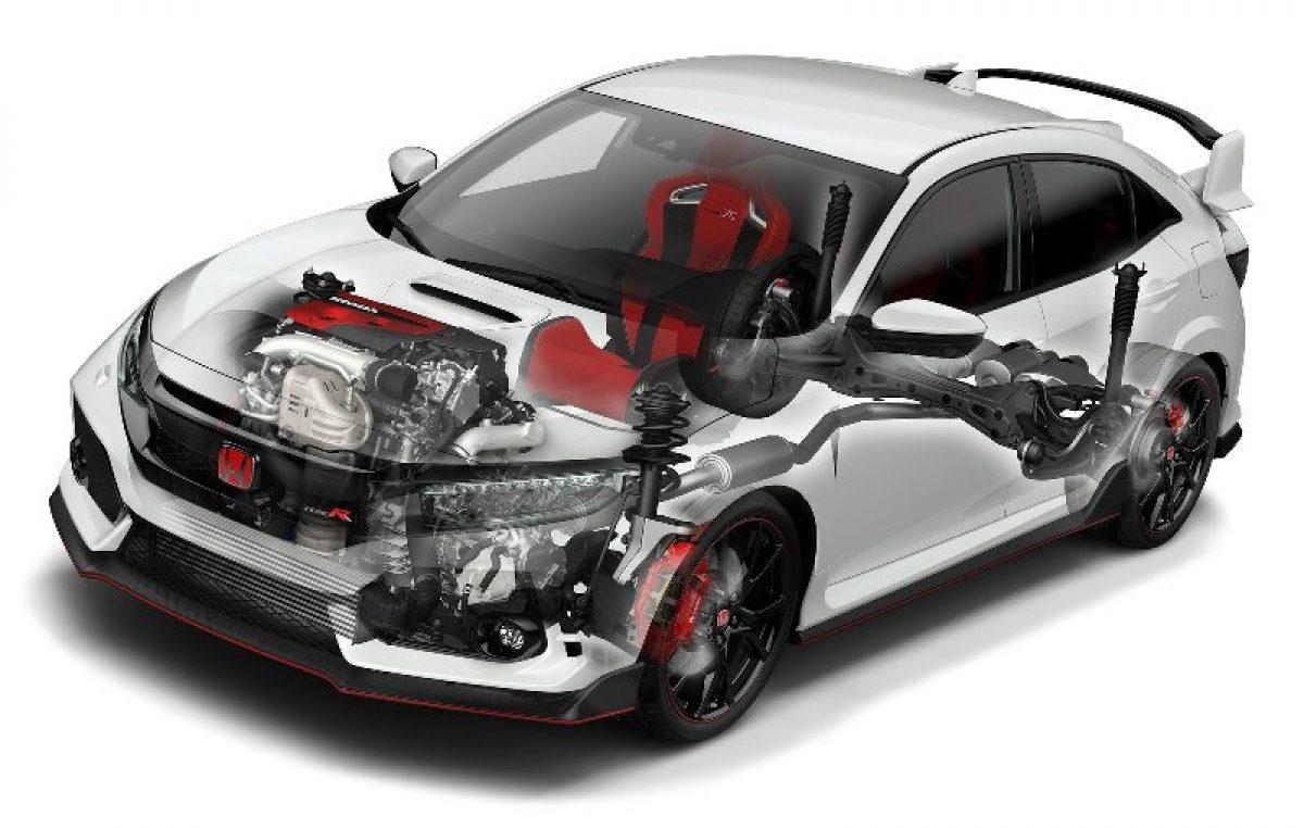 O τρικύλινδρος βενζινοκινητήρας 1.0 L VTEC TURBO της HONDA