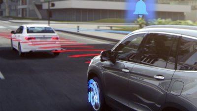 Driving Safety Systems: Το δεξί, ηλεκτρονικό… χέρι του οδηγού