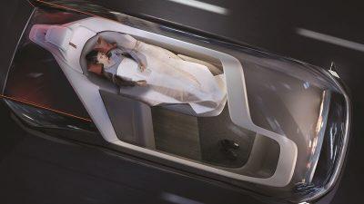Volvo 360c Concept: Ο μελλοντικός εχθρός των αεροπλάνων