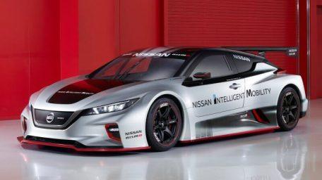 Nissan: Το ηλεκτροκίνητο super car με αγωνιστικό DNA!