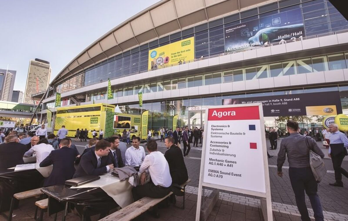 Automechanika Frankfurt : Νέο ρεκόρ εκθετών και επισκεπτών
