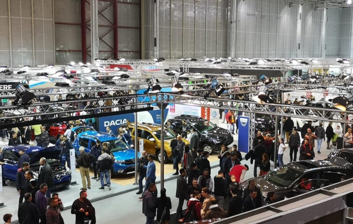 Έκθεση Αυτοκίνητου «ΑΥΤΟΚΙΝΗΣΗ ΕΚΟ 2018»