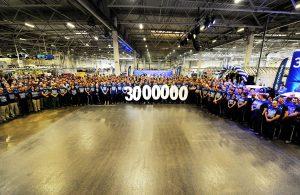 Την παραγωγή 3.000.000 οχημάτων γιορτάζει το εργοστάσιο της Hyundai στην Τσεχία