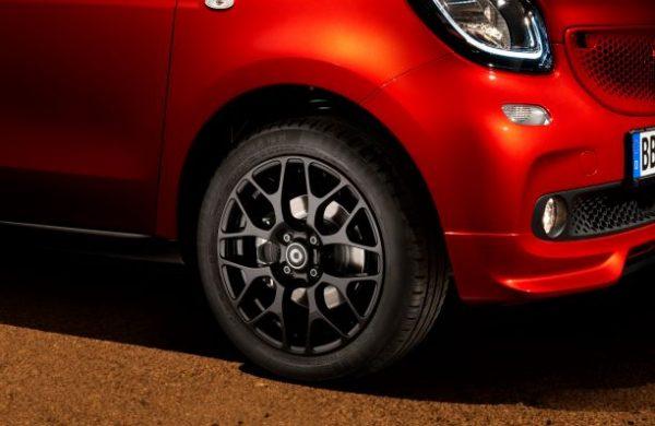 Νέα, τελευταία έκδοση για όλα τα μοντέλα smart με κινητήρα βενζίνης