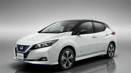 Nissan LEAF, Διαθέσιμο σε νέες εκδόσεις, σε όλη την Ευρώπη