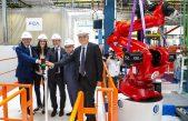 Δείτε το εργοστάσιο που θα κατασκευαστεί το ηλεκτρικό FIAT 500
