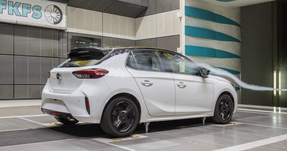 Πως κατάφεραν οι μηχανικοί να βελτιώσουν την αεροδυναμική στο νέο Opel Corsa