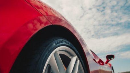 Πρώτο στα τεστ το ελαστικό Eagle F1 SuperSport της Goodyear
