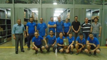 BMW Group Hellas: Χρυσό Βραβείο παγκοσμίωςστα πλαίσια της ετήσιας αξιολόγησης των αποθηκών
