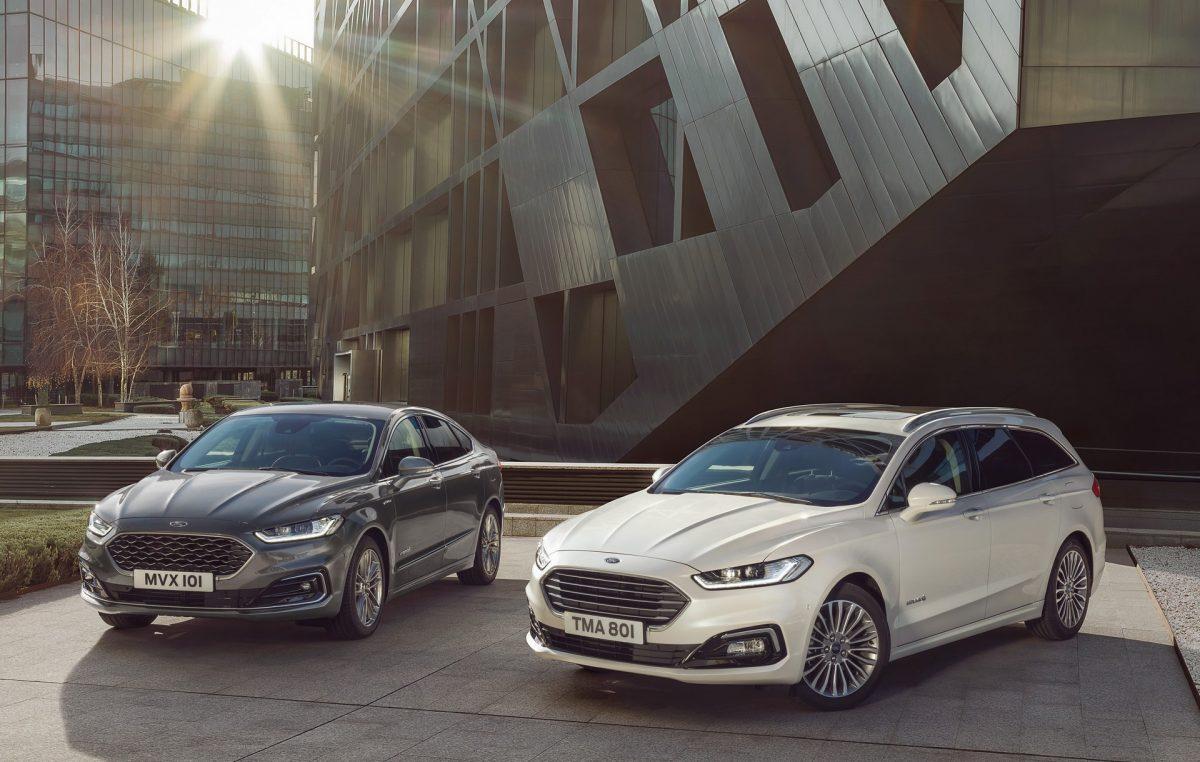 Τα μοντέλα που κερδίζουν στην Φρανκφούρτη από την Ford