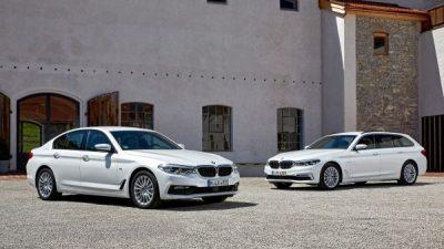 BMWΣειρά 5: Ηπια υβριδική τεχνολογία για πρόσθετη επιτάχυνση και απόδοση