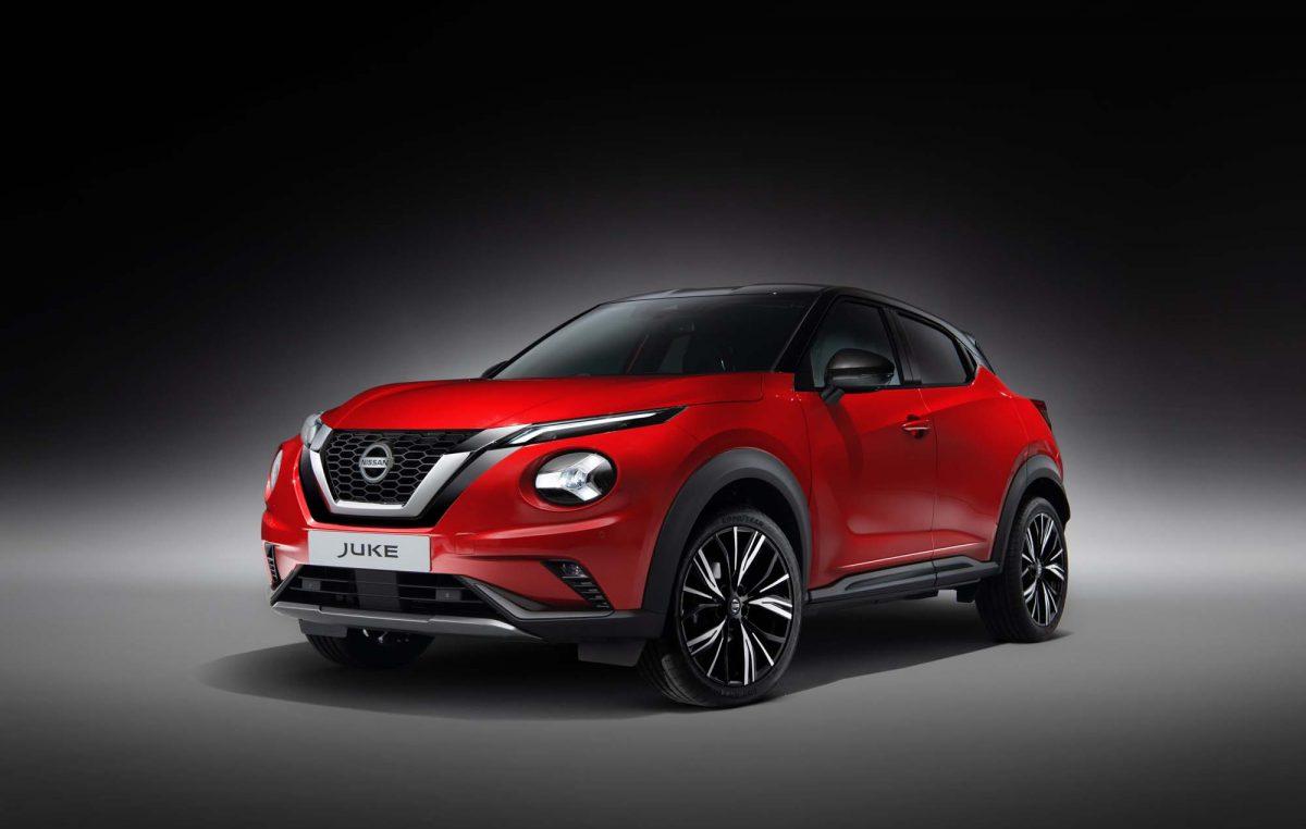 Αποκαλύφθηκε το νέο Nissan Juke –  Πότε έρχεται στην Ελλάδα