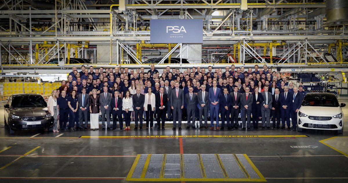 Στην γραμμή παραγωγής το νέο Opel Corsa