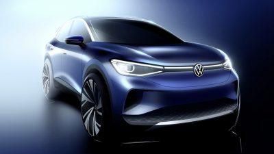 Η Volkswagen αποκαλύπτει: το concept ID.4 και το ID.3 παραγωγής