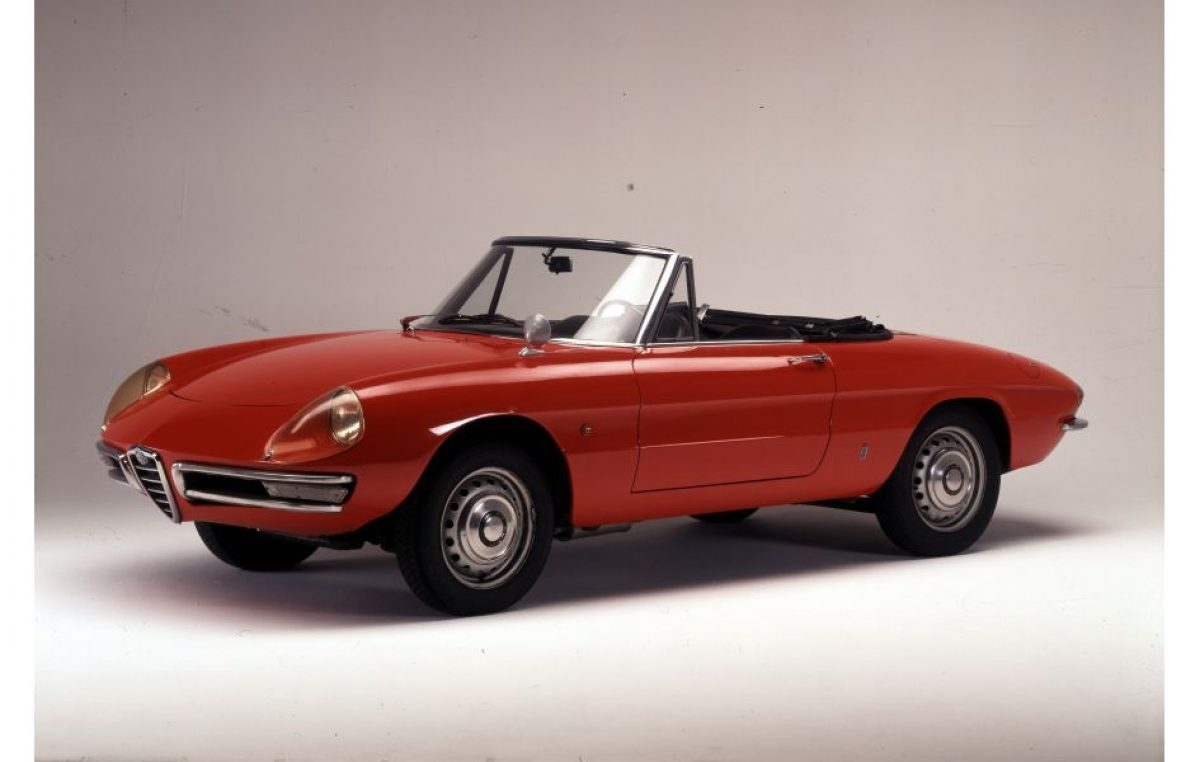 "Alfa Romeo Spider: To δημοφιλές μοντέλο στην κατηγορία ""Convertibles"""