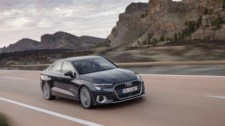 Eτοιμάζει βαλίτσες για τις αντιπροσωπείες το νέο Audi A3 Sedan