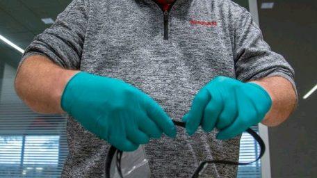 H Nissanκατασκευάζει με 3D εκτύπωση μάσκες προστασίας προσώπου, για την καταπολέμηση της πανδημίας
