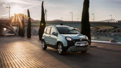 Στην ελληνική αγορά η υβριδική εκδοχή του FIAT PANDA