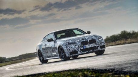 Η νέα BMW Σειρά 4 Coupe εισέρχεται στην τελική φάση δυναμικών δοκιμών