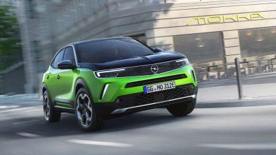 Αποκαλύφθηκε το νέο Opel Mokka, για ποιο λόγο προάγει την ηλεκτροκίνηση!