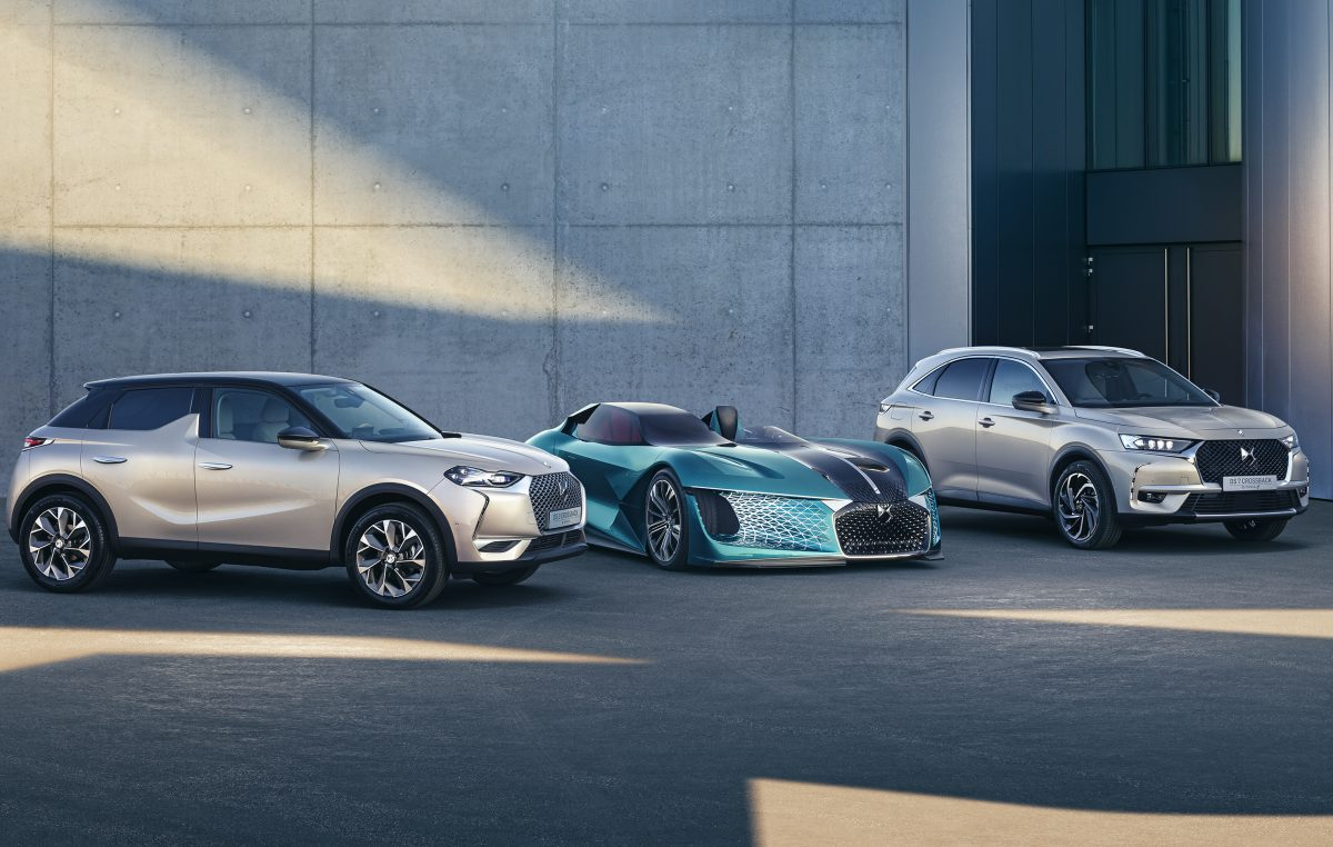 H DS Automobiles 1η Premium Μάρκα στην Ευρώπη στις Εκπομπές CO2