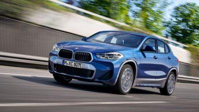 Νέα BMW X2 xDrive25e: Οδηγική απόλαυση που ηλεκτρίζει