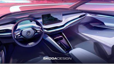 Design Selections: το νέο design concept για το εσωτερικό του ENYAQ iV