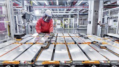 Το Volkswagen Group αναβαθμίζει συνεχώς τόσο τις εγκαταστάσεις όσο και τις διαδικασίες παραγωγής