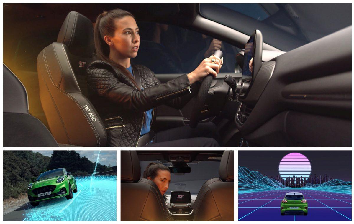 "The Next Level"", ένα διαδραστικό βίντεο με πρωταγωνιστή το νέο Puma ST"