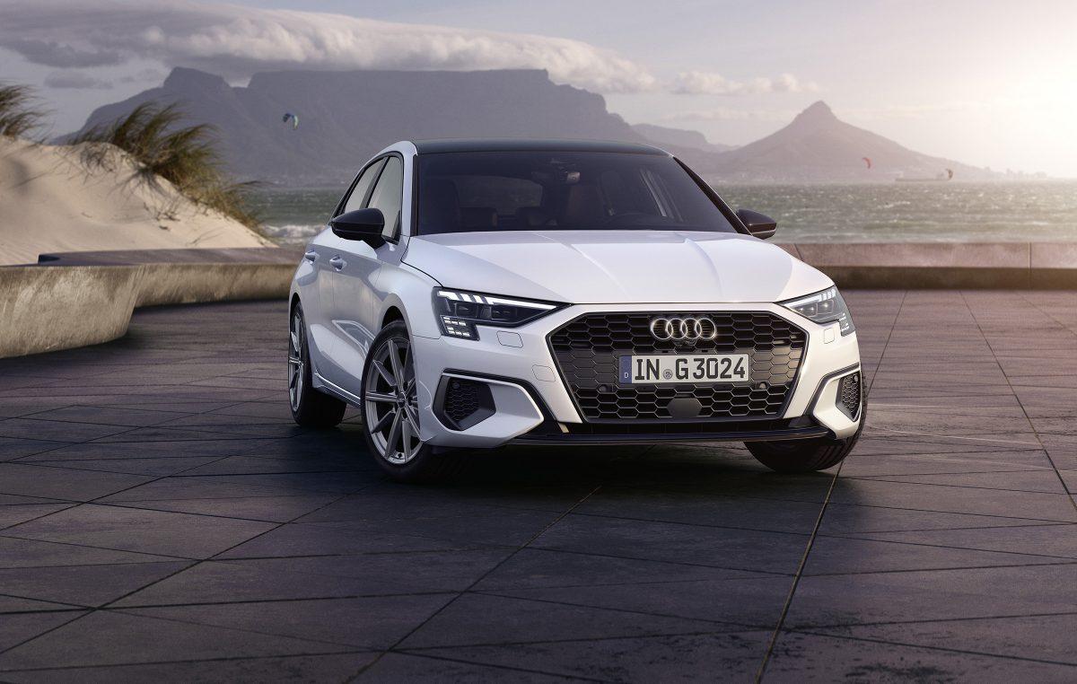 Το νέο Audi A3 Sportback και σε έκδοση g-tron, φυσικού αερίου (CNG)
