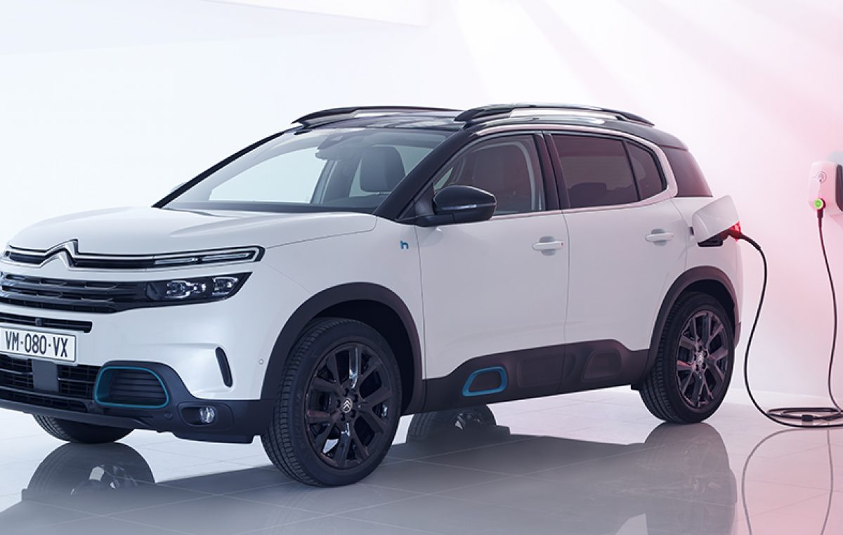 Η Plug-in υβριδική έκδοση του  SUV C5 Aircross έρχεται σύντομα στην ελληνική αγορά