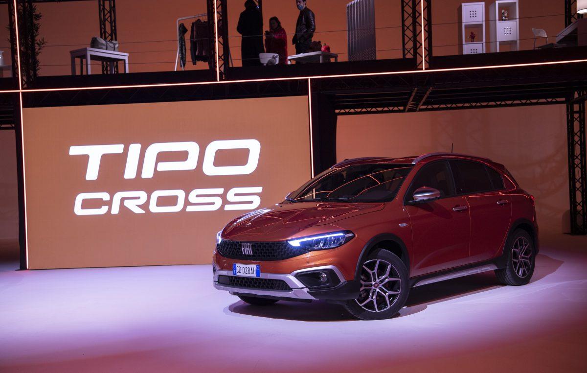 Πρεμιέρα για το Νέο Tipo Cross και τη νέα γκάμα των Tipo και Panda