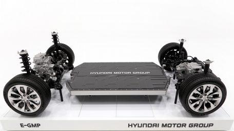 Το Hyundai Group παρουσίασε την E-GMP, την πρώτη πλατφόρμα για αμιγώς ηλεκτροκίνητα οχήματα (EV) της επόμενης γενιάς