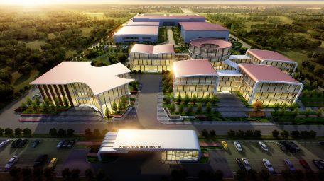 Νέο κέντρο R&D της Volkswagen για την ηλεκτροκίνηση, στην Κίνα