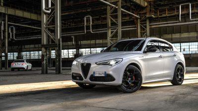 H Alfa Romeo Stelvio με ακόμα πιο δυναμικό χαρακτήρα