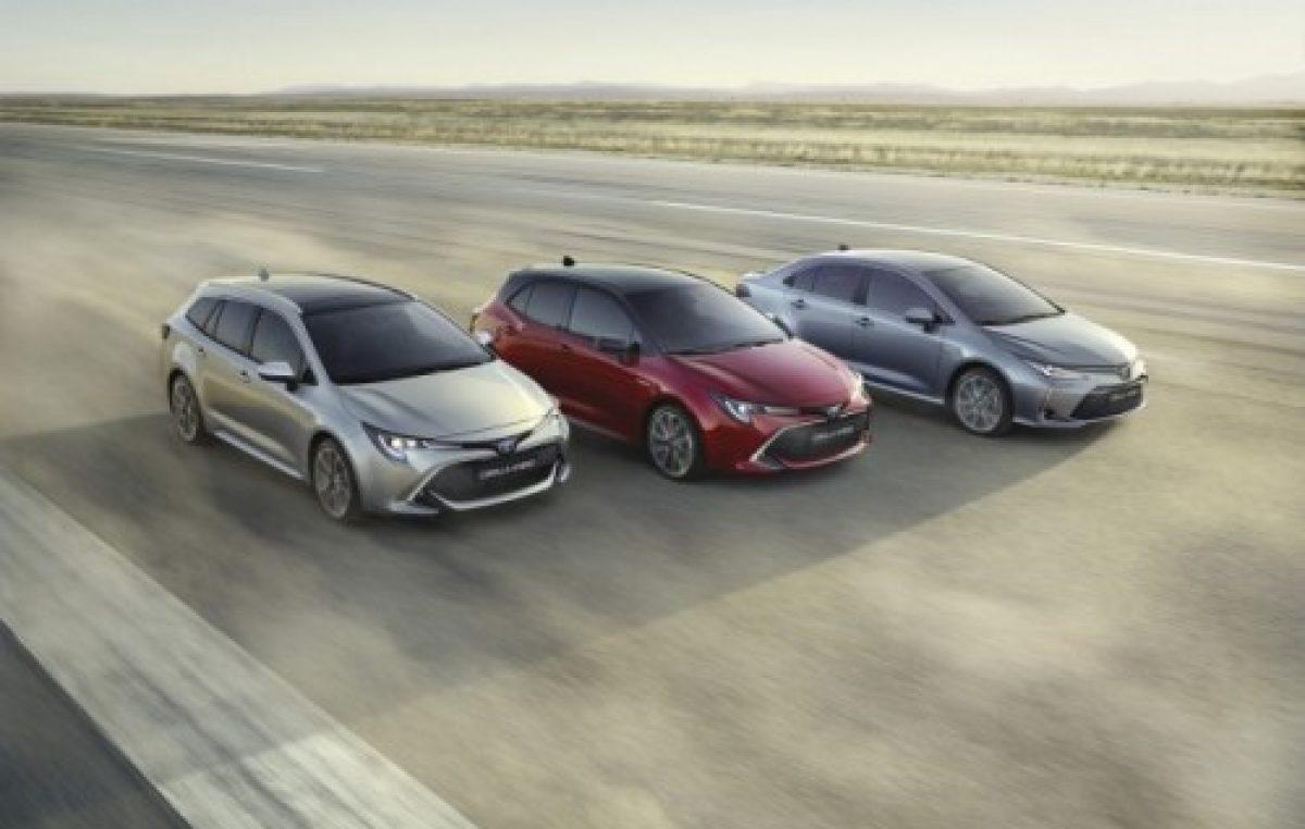 Toyota: Η ιαπωνική φίρμα για ακόμη μια χρονιά πρώτη στην Ελληνική αγορά
