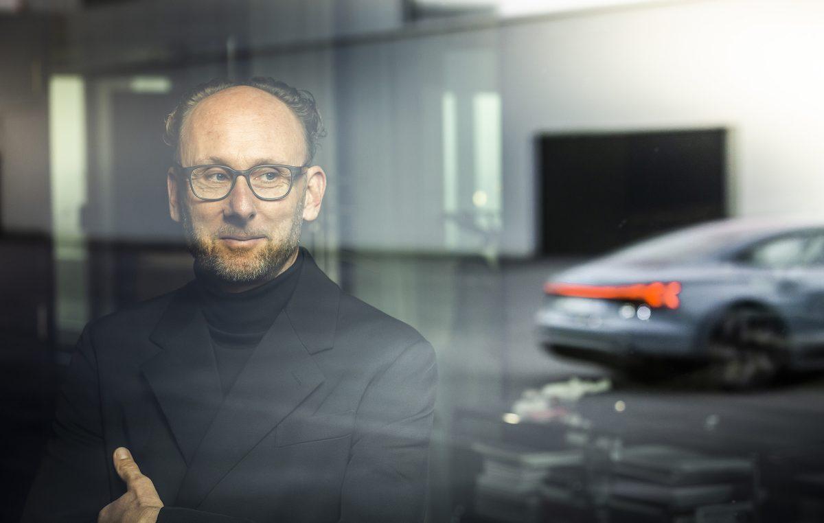 Marc Lichte, επικεφαλής της Audi Design, για το e-tron GT:  «Η αισθητική του προκύπτει από τον βαθμό ενεργειακής απόδοσης»